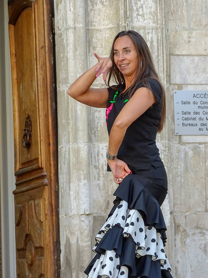ana cours flamenco auxerre colors