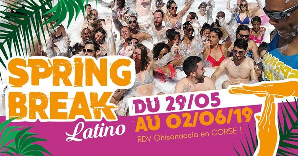 spring break pour Colors Latino